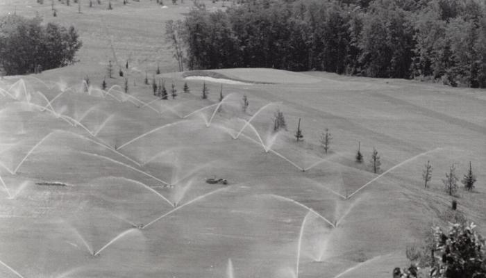Golf Marara costruzione