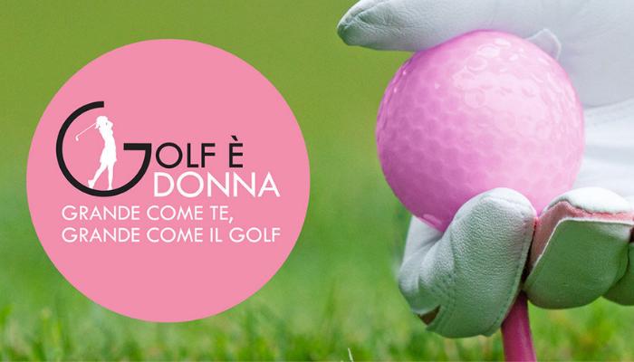 golf è donna margara