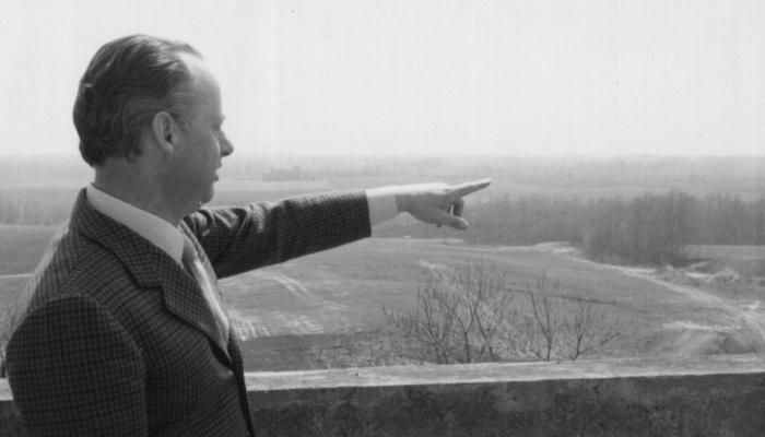 Glauco Lollighetti, fondatore golf Margara