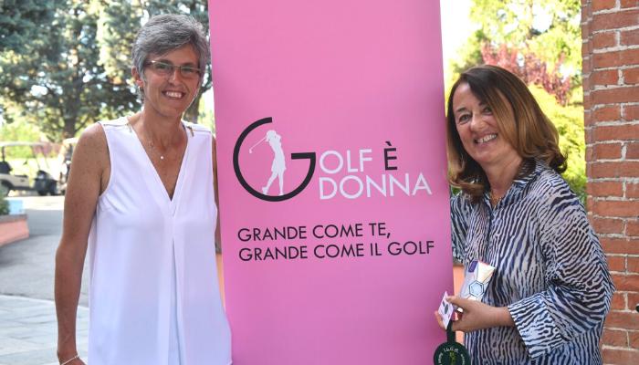 Maria Amelia Lolli Ghetti Golf è Donna