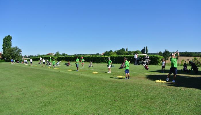 club dei giovani golf margara