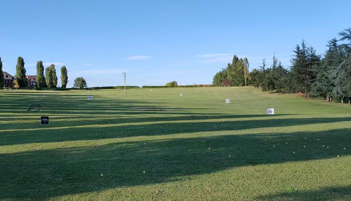 Campo pratica golf Margara