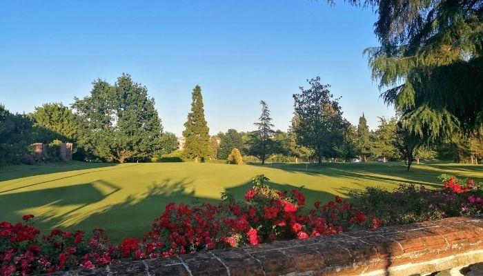 Putting green Golf Margara
