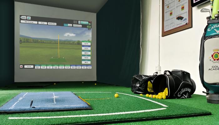 Margara Golf Indoor studio