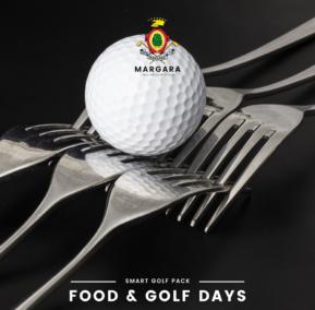 soggiorno golf con cena a Margara