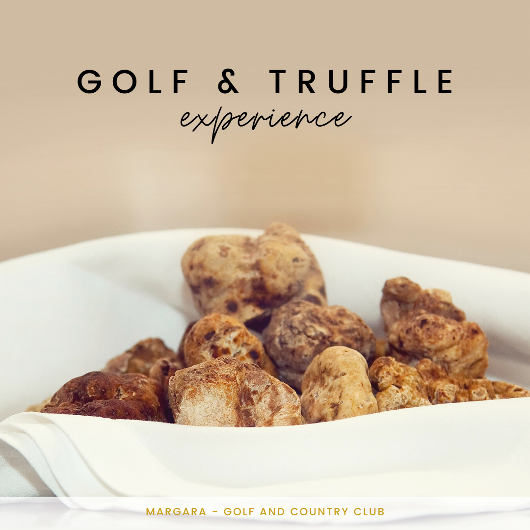 golf and truffle