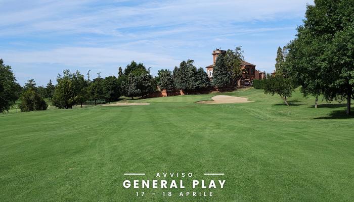 general play 17 18 aprile