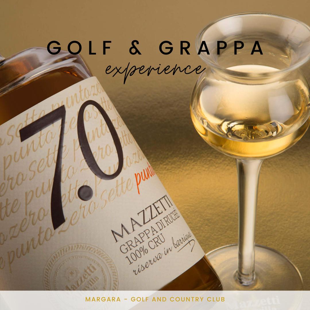 Golf & Grappa