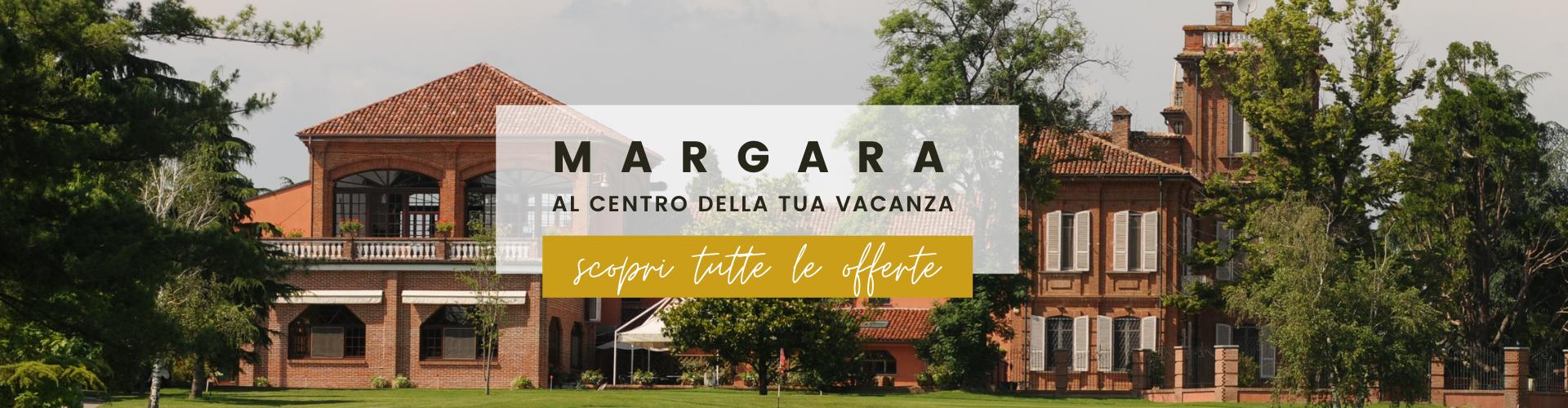 Banner offerte vacanze golf margara