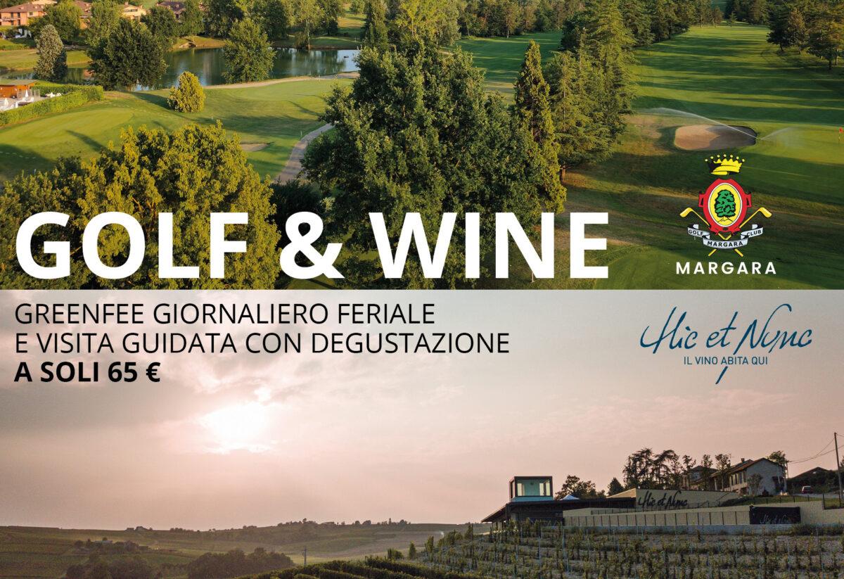 Golf & Wine