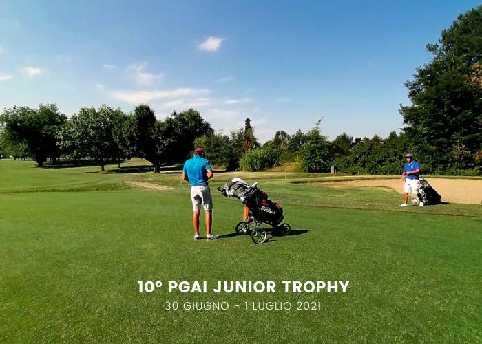 PGAI Junior trophy