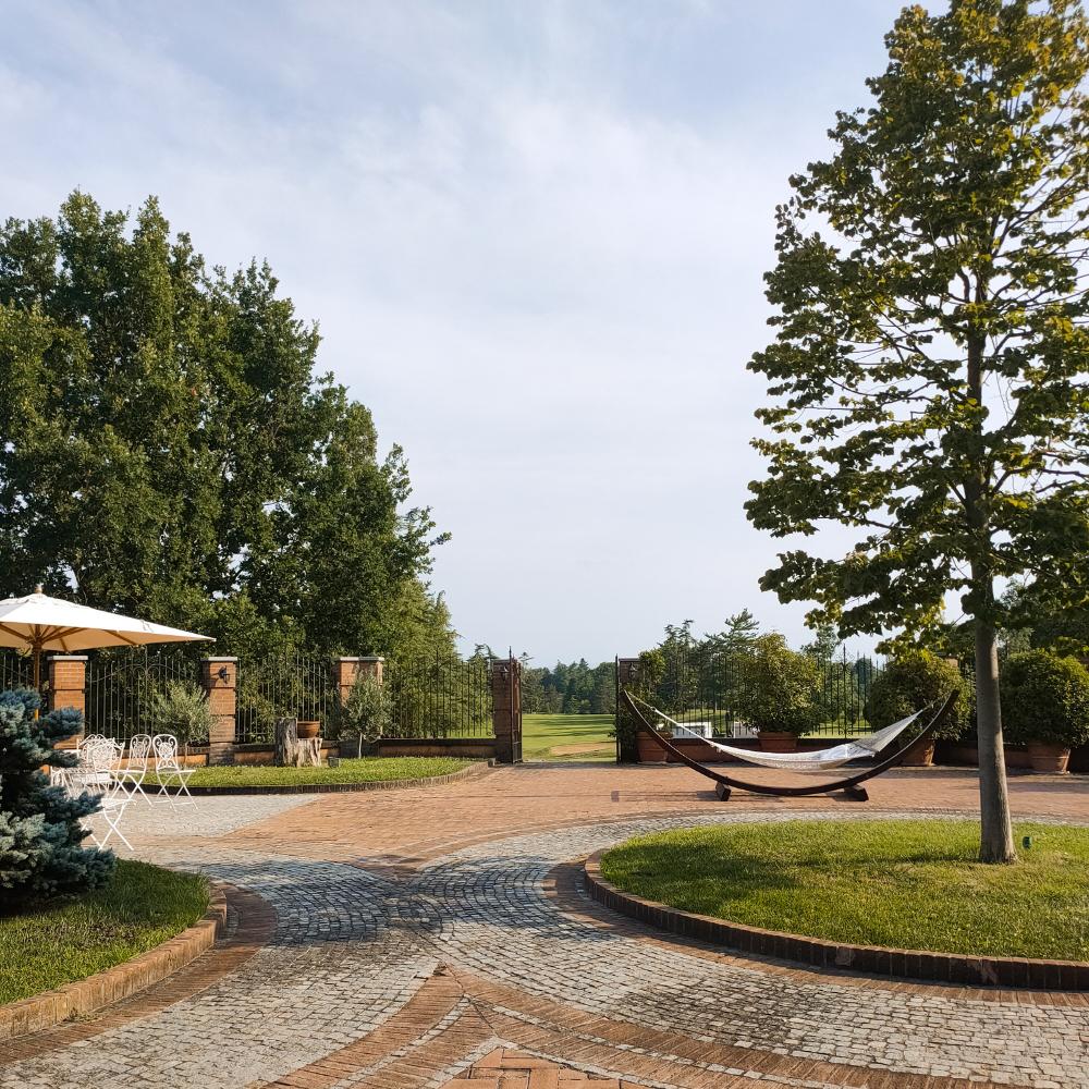 Giardino Villa Margara