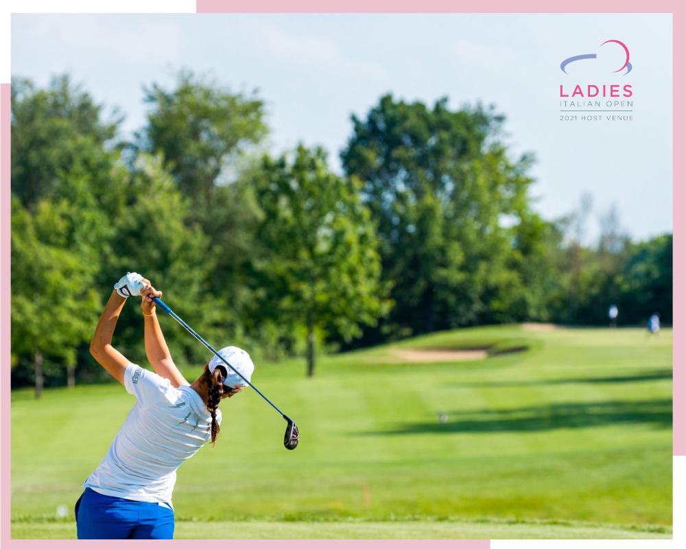 golf è donna ladies Italian open
